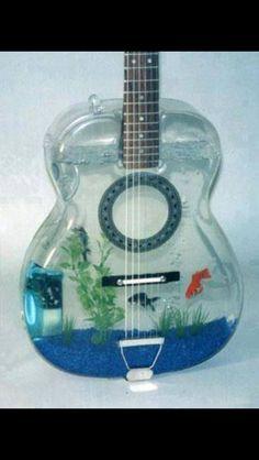 Guitar tank...