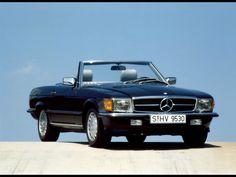 Mercedes-Benz 500SL (R107) 1985