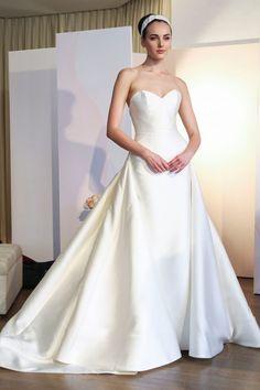 Bridal Fashion Week – Anne Barge Primavera 2018 | TWB