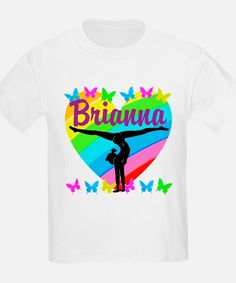 PERSONALIZE GYMNAST T-Shirt Personalized Gymnastics bags and tote to motivate your fabulous Gymnast. http://www.cafepress.com/sportsstar/10114301 #Gymnastics #Gymnast #WomensGymnastics #Gymnastgift #Lovegymnastics #PersonalizedGymnast