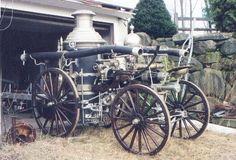 1878 Silsby Steam Fire Engine