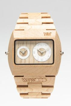 WeWood D2 Chrono Watch