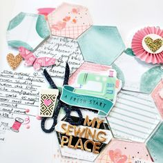 quilted design & stitching | Jana McCarthy