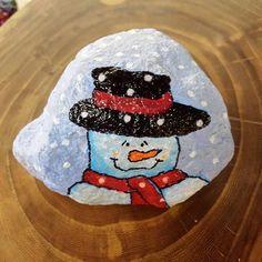Winter rocks gift