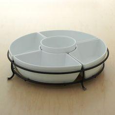 Food Network™ 6-pc. Bowl & Server Set