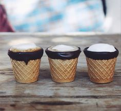 Los Angeles cafe serves coffee in chocolate-dipped waffle cups | Stylist Magazine
