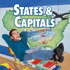 50 States and Capitals Song - YouTube