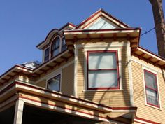 historically painted homes | Home page for Historic House Colors. House colors Victorian , Bungalow ...
