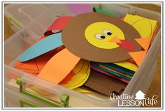 Creative Lesson Cafe: Weekend Warriors: Classroom Storage Ideas