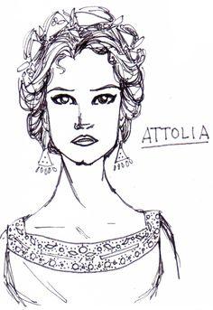 Attolia by Darkliss