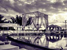 Mondrian hotel South Beach - photo taken by me.