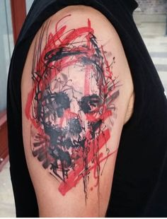 Ael Lim Invisblea tattoo