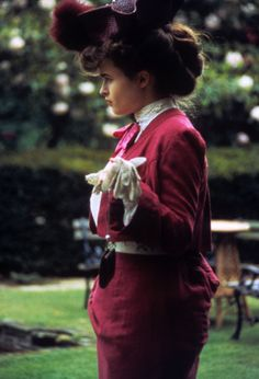 Helena Bonham Carter in A Room with a View (1985)