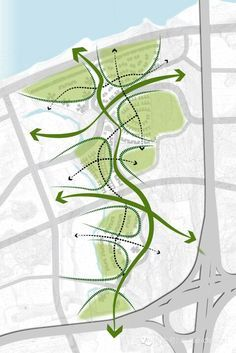 West 8 Urban Design And Landscape Architecture Office - History was often taught in a linear way. This type of teaching has often omitted great historical narratives and concentrated mainly on the Occidental world. Architecture Design Concept, Urban Design Concept, Urban Design Diagram, Urban Design Plan, Cultural Architecture, Architecture Office, Architecture Diagrams, Masterplan Architecture, Architecture Portfolio