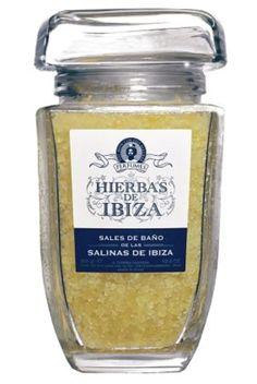 Sales de baño / #hierbas de Ibiza / #ibizaproducts / #bath #salt