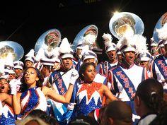 Morgan State Marching Band