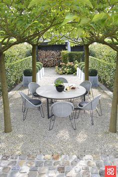Design tuinmeubels | tuin ideeen | tuin ontwerp | luxury garden design | Hoog.design