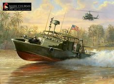 Military Art, Military History, Military Quotes, Naval History, Brown Water Navy, E Boat, Airplane Fighter, Vietnam War Photos, War Image