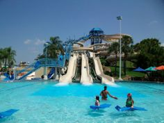 Wet 'n wild water park in Greensboro, NC