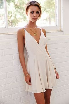Simple Girly Dress