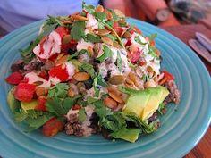 Vegan Breakfast at Cafe Gratitude Going Vegetarian, Vegan Vegetarian, Vegan Food, Paleo, Raw Vegan Recipes, Mexican Food Recipes, Vegan Meals, Gourmet Breakfast, Vegan Breakfast Recipes