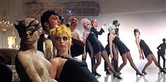 Sweet Charity (1969) · Fosse's Rich man's frug