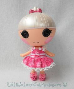 Lalaloopsy Littles Clothes  Sweetie Pie  by AndLittleLambsEatIvy, $6.00