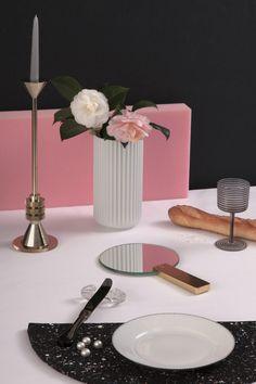 Aleli Leal for Z Magazin 'Dinner with Coco Chanel' - Studio Lardo