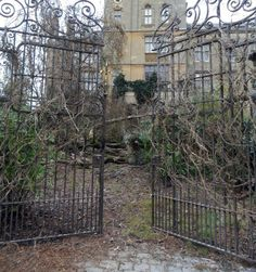 Take a great house and make it look derelict. Abandoned Property, Abandoned Houses, Abandoned Places, Victorian Manor, Miss Havisham, Make A Door, Great Expectations, Medieval Castle, Outdoor Structures