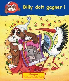 Booklet 5:  Billy doit gagner!