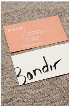 bondir eva black This is a gorgeous business card. Web Design, Logo Design, Graphic Design Branding, Identity Design, Layout Design, Creative Design, Brand Identity, Design Cars, Simple Business Cards