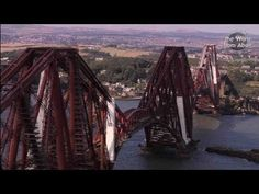 Scotland from Above: Edinburgh to Fingal's Cave Route (HD) - YouTube
