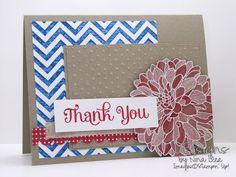 Deesigns by Nina Dee: Pals Paper Arts Color Challenge dahlia