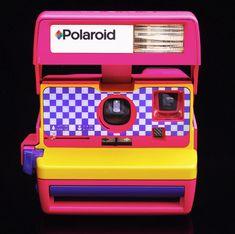 Vintage Polaroid Camera, Polaroid Cameras, Picture Tag, Polaroids, World Best Photos, Birthday Invitations, Weird Things, Retro, Product Design
