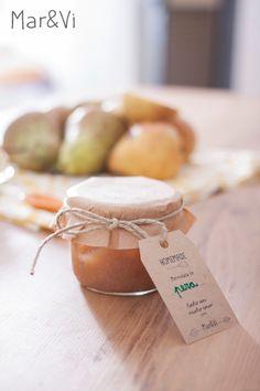 mermeladas para regalar: como esterilizar los frascos en el micro Dessert In A Jar, Mason Jars, Food Photography, Picnic, Projects To Try, Place Card Holders, Desserts, Diy, Hobby