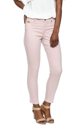 Second Yoga Jeans High Rise Ankle Jean