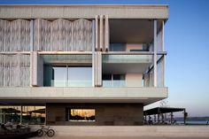 RISCO, fssmgn arquitectos lda FernandoSanchezSalvador MargaridaGrácioNunes, Fernando Guerra / FG+SG · Altis Belém Hotel