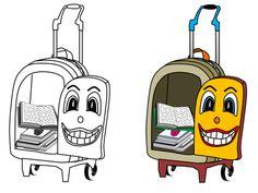 Mochila não esqueça da sua lição - Backpack don't forget your homework