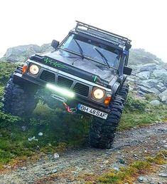 Patrol Gr, Light Truck, 4x4 Off Road, Offroad, Mud, Action, Vehicles, Group Action, Off Road