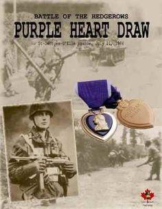 Purple Heart Draw