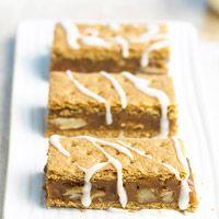 No Bake Graham Cracker Bars - easy peasy!