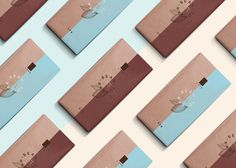 15 Oh-So-Sweet Examples of Chocolate Packaging Designs Do you enjoy chocolate as much as we do? Have a gander at these artfully designed chocolate packagings. Label Design, Box Design, Graphic Design, Package Design, Print Design, Love Chocolate, How To Make Chocolate, Chocolate Bars, Chocolate Chocolate