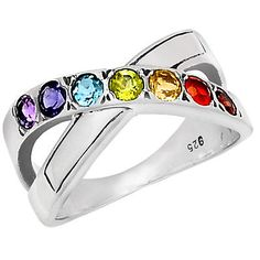 Healing Chakra 925 Sterling Silver Ring Jewelry AAACP223 | Jewelry & Watches, Fashion Jewelry, Rings | eBay!