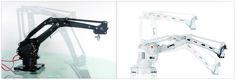 uArm: Put a Miniature Industrial Robot Arm on Your Desk by UFactory — Kickstarter
