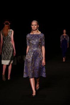 Jayson Brunsdon at Mercedes Benz Fashion Week 2013