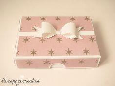 Un mini in scatola - La Coppia Creativa