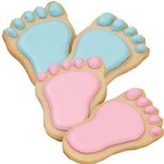 Baby Steps Cookies.