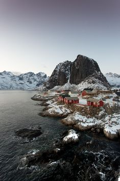 Another perfect local place to add to my Destination Wish List is Reine, Norway. This small village in the Lofoten Islands is the perfect escape away from the world. Hd Nature Wallpapers, See The Northern Lights, Tromso, Medieval Town, Architecture Old, Lofoten, World Heritage Sites, Belle Photo, Places To See