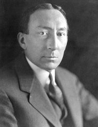David Friday, President, Michigan Agricultural College; 1922