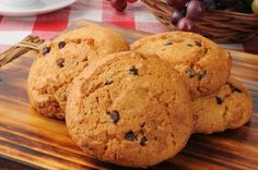 Surprise Your Tummy With Something Yummy: Pumpkin Chocolate Chip Cookies - Page 2 of 2 - Recipe Roost